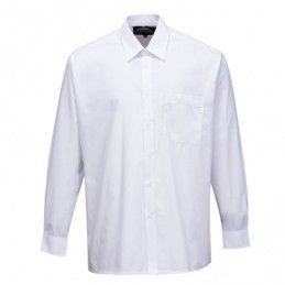 Klasyczna koszula z długimi...