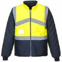 High-visibility clothing